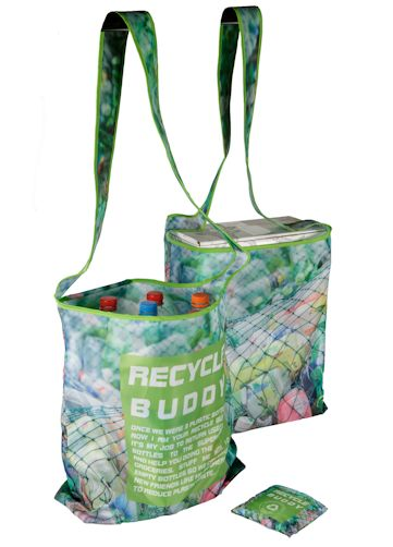 kerstpakket recycle