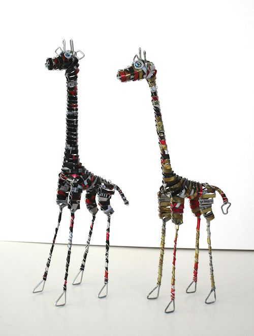 geschenk giraffe