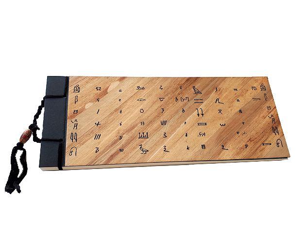 notitieboekje bamboe