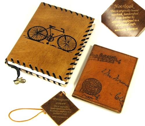 notitiebooek fiets