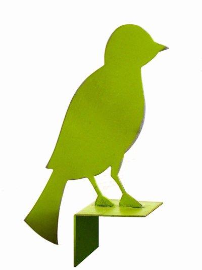 vogel decoratie