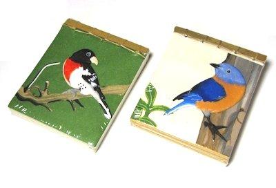 notitieboekje vogel