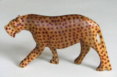 geschenk cheetah