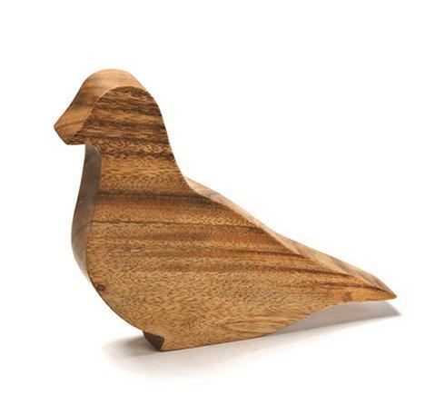 houten duif