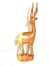 beeldje gazelle