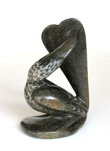 beeld geelsnaveltok of neushoornvogel