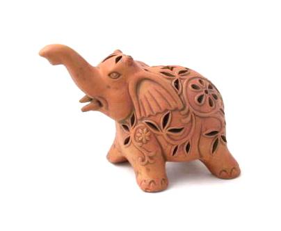 windlicht olifant