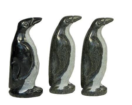 beeldje pinguin