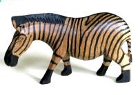beeldje zebra