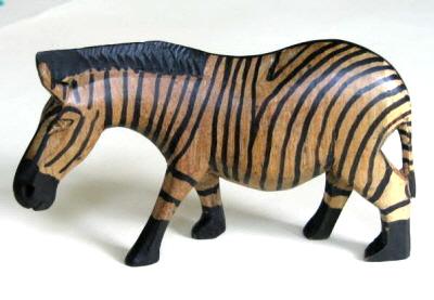 geschenk zebra