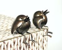 beeldje vogel