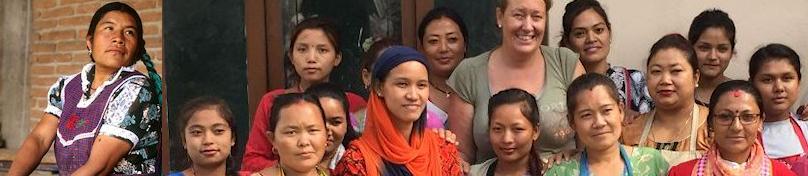 vrouwen Nepal