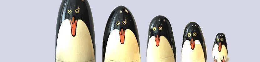 baboesjka pinguins