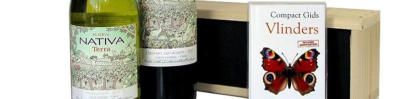 wijncadeau in kistje