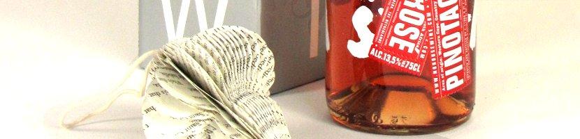 wijngeschenk met honeycomb